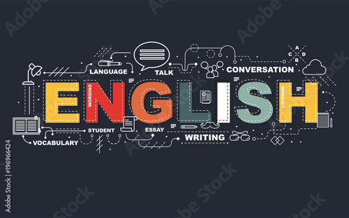 Design Concept Of Word ENGL...