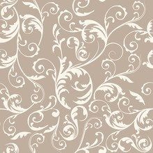 Seamless Floral Pattern Backgr...