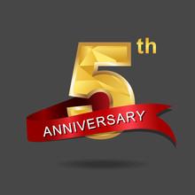 5th Anniversary, Aniversary, Y...