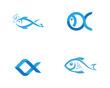 Fish Icon vector illustration