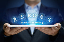 ICO Initial Coin Offering Busi...