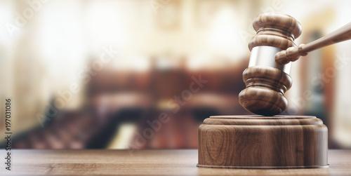 Valokuva Martello in tribunale, giustizia o sentenza