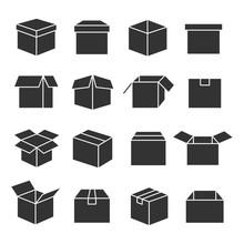 Box Silhouette Set