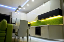 Led Lighting In The Interior