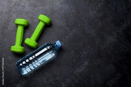 Fotografia  Fitness concept background