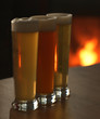 beer and fire
