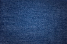 Blue Jeans Texture. Fabric Bac...