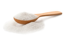 Wooden Spoon With Pure Sugar O...
