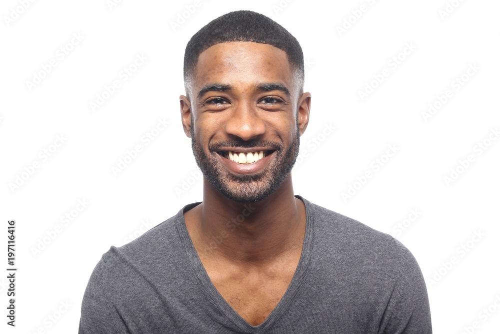 Fototapety, obrazy: Black man