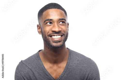 Fotomural Black man