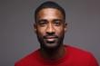 canvas print picture - Black man