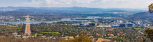 View Of Canberra  From Mount A...