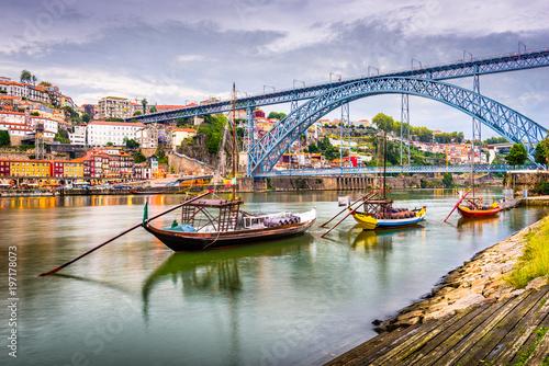 Porto, Portugal River View