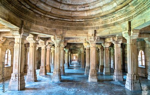 Fotografie, Obraz  Sahar Ki Masjid at Champaner-Pavagadh Archaeological Park