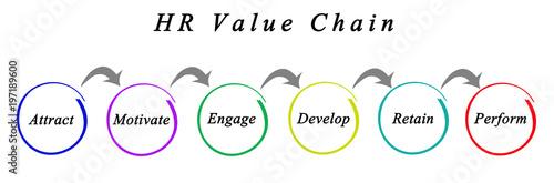 Foto  HR Value Chain