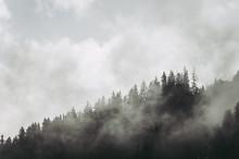 Paysage De Montagne, Vue Sur F...