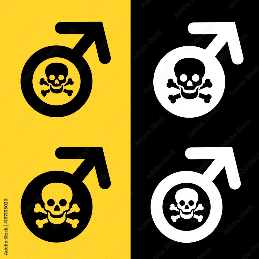 Giftige Männlichkeit / Tod der Männlichkeit und des männlichen ...