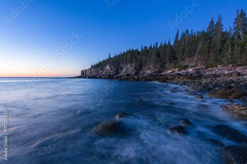 Fototapeta Ocean Cliff Sunrise