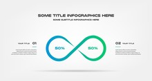 Infinity Chart Of Percentage I...