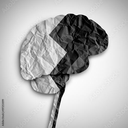 Fényképezés Bipolar Brain