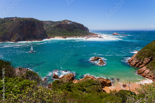 Photo Stands South Africa Amazing view of Featherbed, Knysna, Featherbed Nature Reserve, South Africa