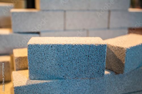 Photo White bricks