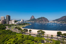 View Of Botafogo Beach With Th...