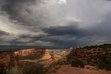 Colorado National Monument Wit...