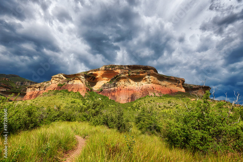 Golden Gate Highlands National Park, South Africa Fototapeta