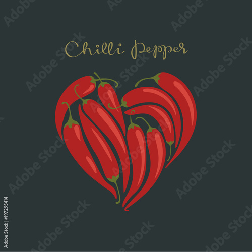 Love for chillies
