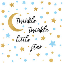 Twinkle Twinkle Little Star Te...