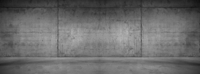 Szeroka betonowa tło ściany tekstura dla komponować
