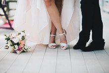 Shoes, Shoe, White, Baby, Isolated, Fashion, Footwear, Pair, Leather, Foot, Clothing, Child, Boot, Style, Wedding, Pink, Blue, Wear, Object, Newborn, Christening, Woman, Infant, Baptism, Small
