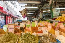 Israel - Tel Aviv Camel Market...