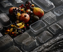 Fruit And Its Plastic Packagin...