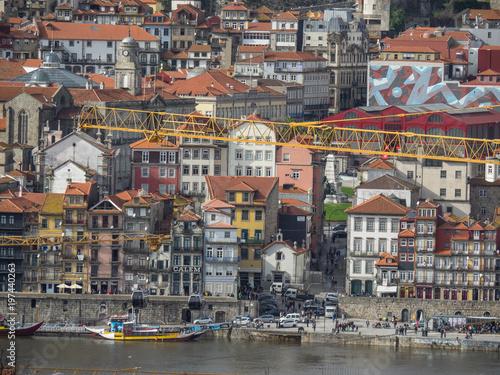 Foto op Canvas India Wunderschönes Porto