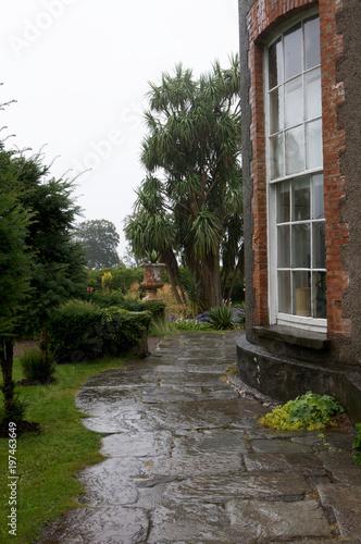 Photo Bantry house estate. Ireland