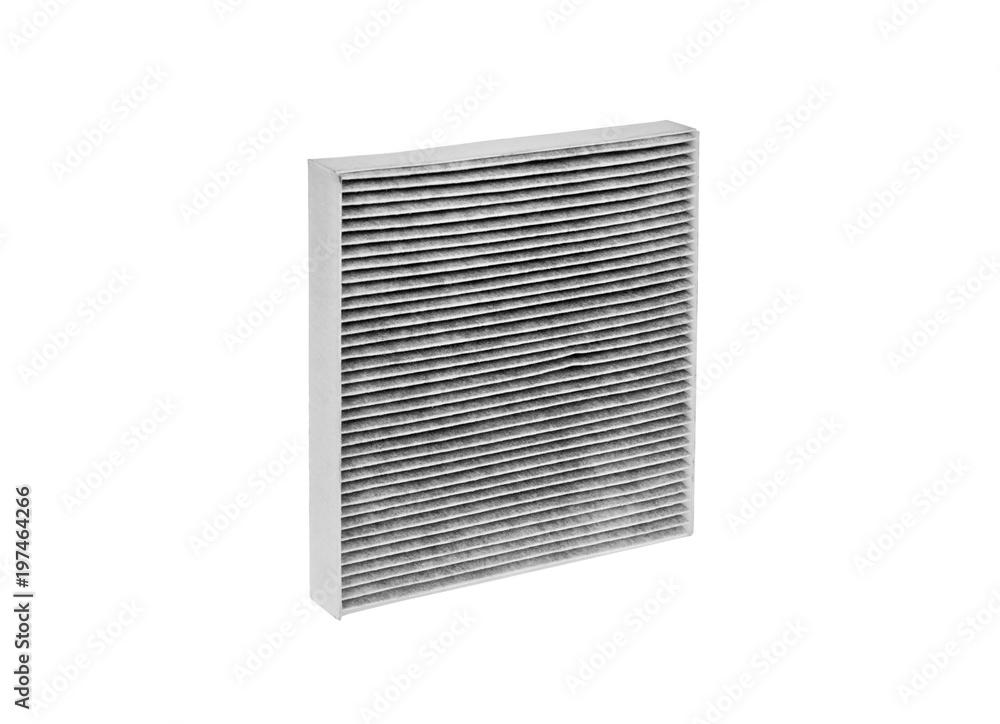 Fototapeta Cabin air filter carbon