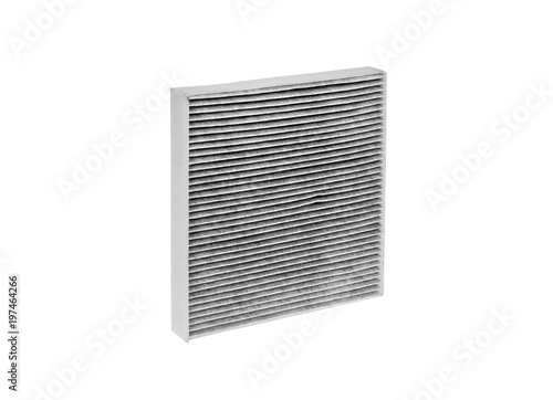 Obraz Cabin air filter carbon - fototapety do salonu