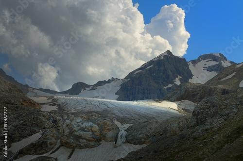 Papiers peints Glaciers Glacier