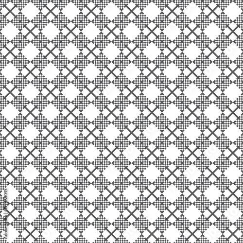 Poster Kunstmatig Vector seamless pattern