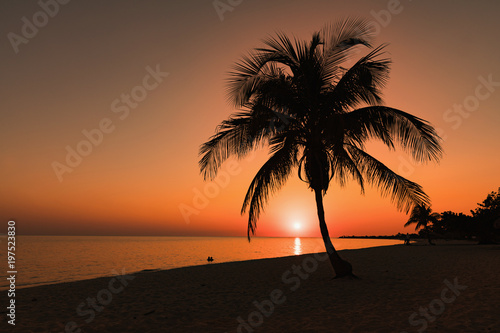 Photo  Cuba, Playa Ancon beach