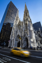 St Patrick's Cathedral - New York City - NYC - USA