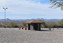 Arizona Rest Stop