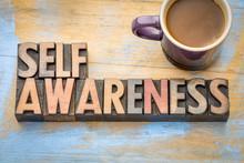 Self Awareness Word Abstract I...