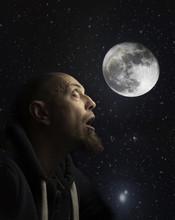 Osservando La Luna