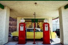 Retro Pumps