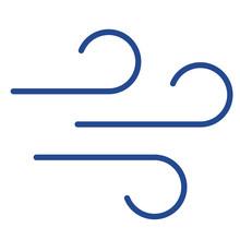 Wind Vector Icon