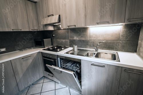 Cucina Moderna – kaufen Sie dieses Foto und finden Sie ...