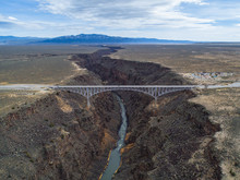 Rio Grande Gorge And Bridge Ne...